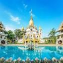 """Ngẩn ngơ trước vẻ đẹp của """"Thái Lan phiên bản Việt"""" ngay giữa lòng Sài Gòn"""