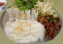 Đặc sản Huế - Bánh ướt thịt nướng Kim Long