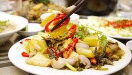 Bong bóng cá – đặc sản Nha Trang