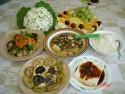 Cơm chay Huế - Nét văn hóa ẩm thực xứ Huế