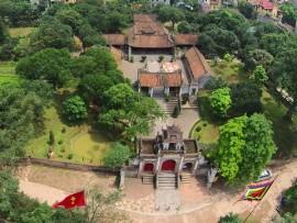 Địa điểm du lịch Hà Nội - Cổ Loa thành