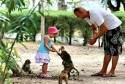 Đảo Khỉ Nha Trang - Điểm du lịch ưa thích của du khách nhí