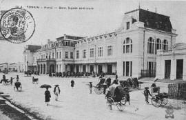 Địa điểm du lịch Hà Nội - Ga Hà Nội