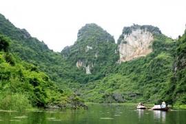 Địa điểm du lịch Hà Nội - Hồ Quan Sơn