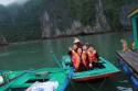 Địa điểm du lịch Hạ Long - Làng chài Ba Hang