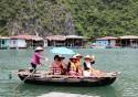 Địa điểm du lịch Hạ Long - Làng chài Vung Viêng