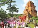 Du Lịch Mũi Né - Tháp Poshanư