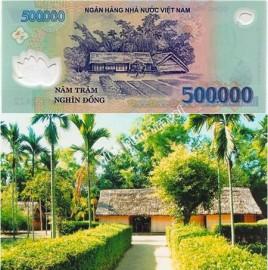 Độc đáo những địa danh du lịch được in trong tờ tiền Polymer