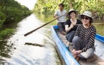 """Về Đất Mũi nhớ """"ghé"""" Vườn quốc gia Mũi Cà Mau"""