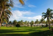 Du lịch Đà Nẵng dạo chơi Công viên Biển Đông