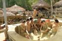 Tìm phút giây thư giãn ở Suối khoáng nóng Tháp Bà Nha Trang