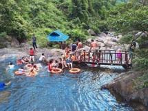 Khu du lịch sinh thái Ngầm Đôi – Điểm tham...