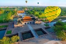 Những thông tin cơ bản về lễ hội khinh khí cầu quốc tế tại Huế 2019