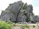 Khám phá mê cung hang động tại Núi Đá Dựng Hà Tiên