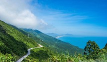 Chinh phục cung đường đèo Hải Vân khi du lịch Đà Nẵng