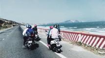 Du lịch bụi Mũi Né bằng xe máy