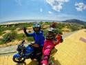 Du lịch bụi Phú Quốc bằng xe máy
