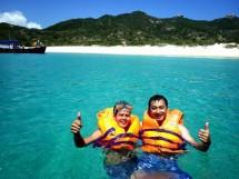 Mùa hè có nên du lịch đảo Bình Ba hay không?