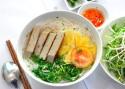 Đặc sản Nha Trang - Bún chả cá