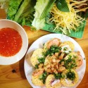 Đặc sản Nha Trang - Bánh căn