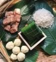 Đặc sản Hà Nội - Bánh chưng Tranh Khúc