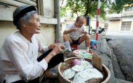 Đặc sản Hà Nội - Bánh cuốn Thanh Trì