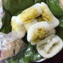Đặc sản Hà Nội - Bánh dày Quán Gánh