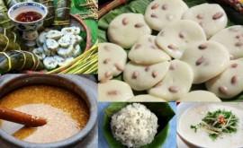Đặc sản Hà Nội - Bánh khúc làng Hoàng Mai
