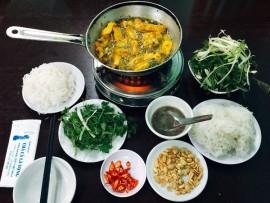 Đặc sản Hà Nội - Chả cá Lã Vọng