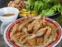 Đặc sản Nha Trang - Gỏi cá mai