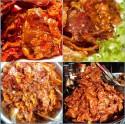Đặc sản Nha Trang - Mực rim chợ Đầm