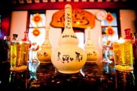 Đặc sản Hạ Long - Rượu mơ Yên Tử