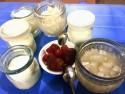 Đặc sản Hạ Long - Sữa chua trân châu