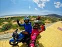 Kinh nghiệm khi đi du lịch bụi Phú Quốc bằng xe máy sau Tết