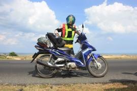 Kinh nghiệm khi đi du lịch bụi Hạ Long bằng xe máy vào dịp tết