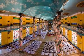 Tour Sài Gòn - Tây Ninh - Mỹ Tho 4 Ngày 3 Đêm