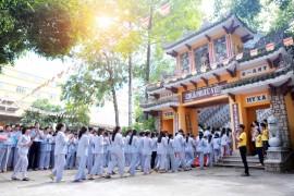 Chùa Linh Quang - Ngôi chùa cổ kính ở Đà Lạt