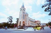 """""""bật mí"""" 15 địa điểm chụp hình đẹp ở Đà Lạt"""