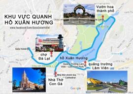 Thuyết minh về khu du lịch đồi Mộng Mơ ở Đà Lạt