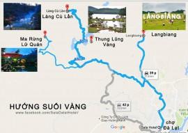 Hướng dẫn đường đi đến làng Cù Lần đầy đủ và chi tiết nhất