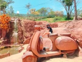 Đi du lịch Làng đất sét ở Đà Lạt