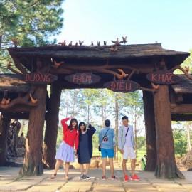 Thông tin giá vé vào cổng làng đất sét ở Đà Lạt
