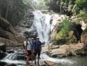 Khám phá thác Hang Cọp ở Đà Lạt