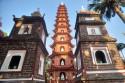 Kiến trúc độc đáo của chùa Trấn Quốc Hà Nội