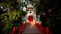 Hình ảnh đền Ngọc Sơn ở Hà Nội