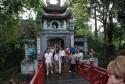 Giờ mở cửa Đền Ngọc Sơn Hà Nội