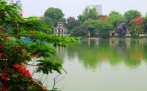 Địa chỉ hồ Hoàn Kiếm nằm ở đâu?
