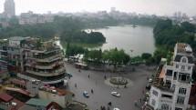 Hồ Hoàn Kiếm nằm ở quận nào?