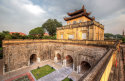 Tham quan Hoàng thành Thăng Long cổ kính ở Hà Nội