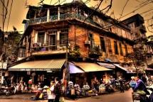 Phố cổ Hà Nội nằm ở đường nào?
